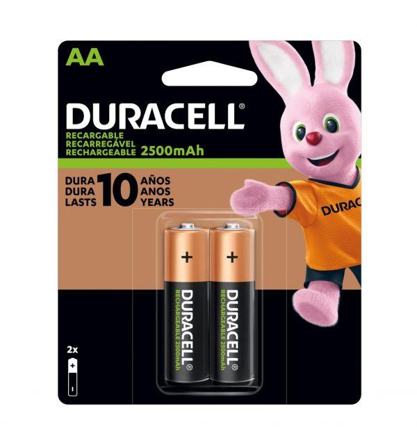 Eletro Parts Duracell pilhas e baterias